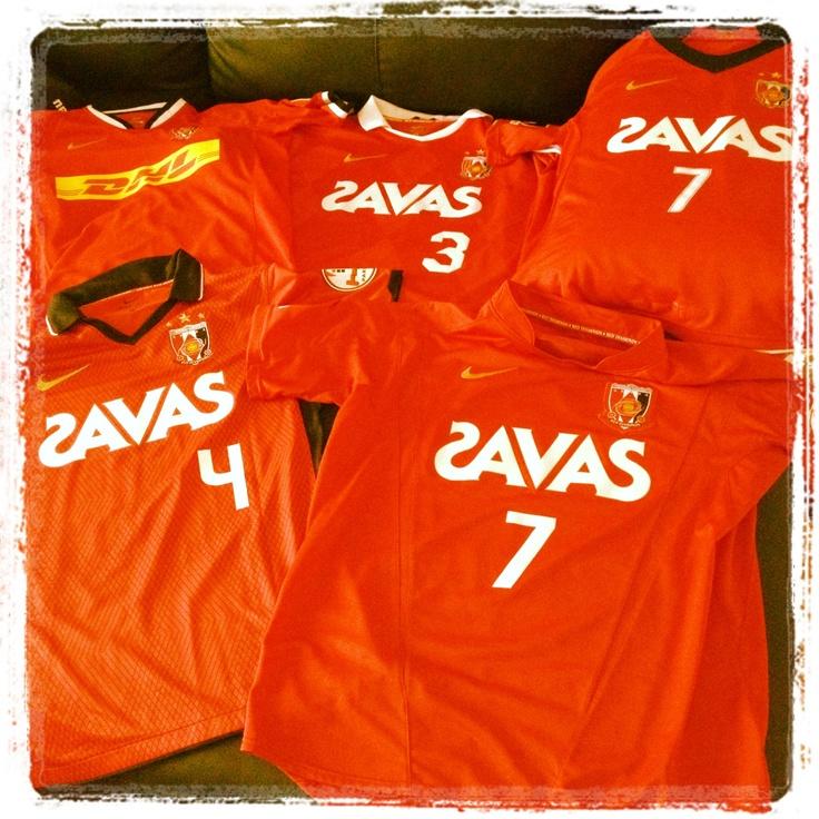 Urawa Red Diamonds (2007-2011)