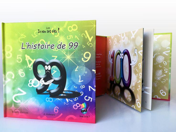 99, nombres chiffres, une belle histoire...