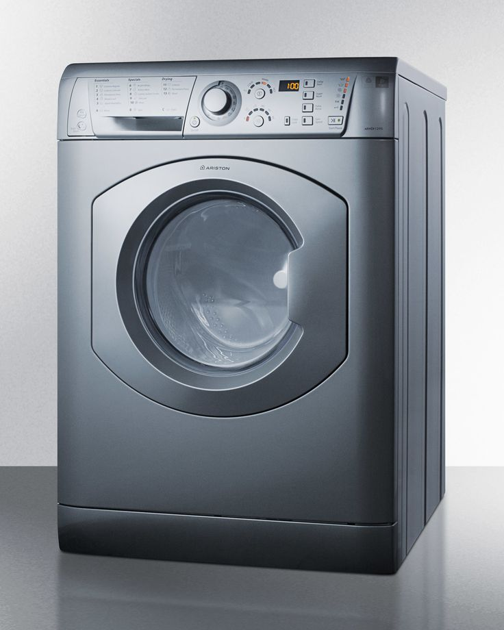 Summit Appliance High Efficiency All In One Combo Washer and Electric Dryer | AllModern