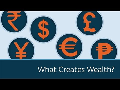"""What Creates Wealth? (Even though this man's voice reminds you of """"...Bueller? ...Bueller? ..."""" this somewhat brief video is one of the best presentations regarding what has been tragically lost with respect to economic freedom in the US.)"""