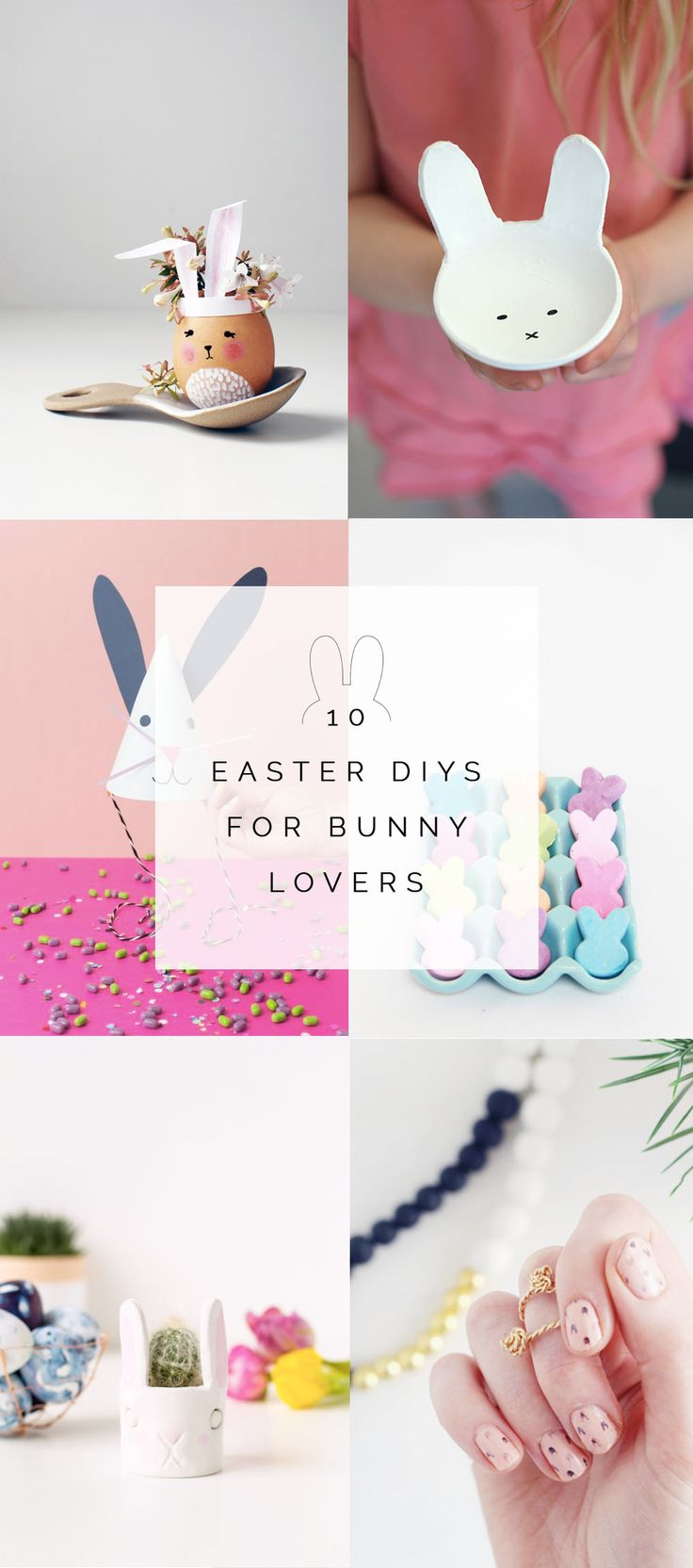101 best easter images on pinterest easter decor easter for Furry craft