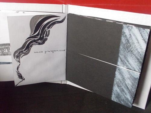 """prelibro, poema """"el cigarrillo"""", interior"""