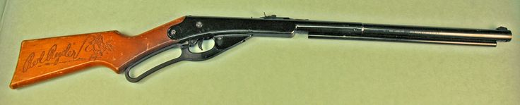 """The December object of the month at the Wyoming State Museum is the Red Ryder BB gun, which holds an iconic place in U.S. culture. Introduced in 1938, the gun was named for the comic strip cowboy Red Ryder, but it is probably most well known for being featured in the 1983 movie """"A Christmas Story."""" The Red Ryder has been used in numerous pop-culture references such as the book """"The Short-Timers;"""" films """"Full Metal Jacket,"""" """"The Iron Giant,"""" and """"Tactical Force;"""" television show """"House M.D."""""""