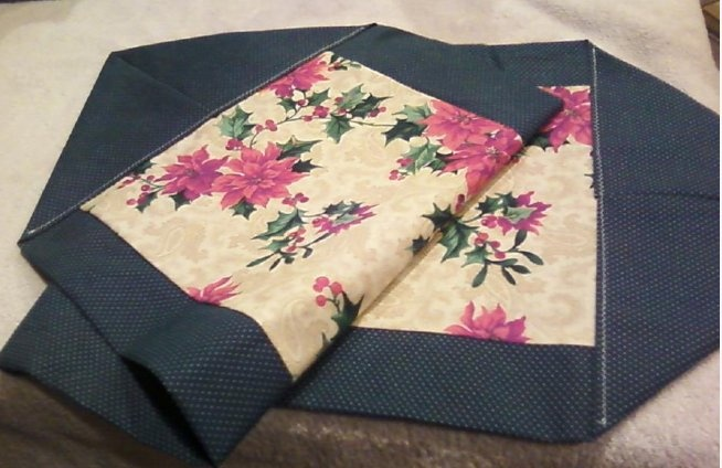 10 minute table runner sewing quilting pinterest for 10 min table runner