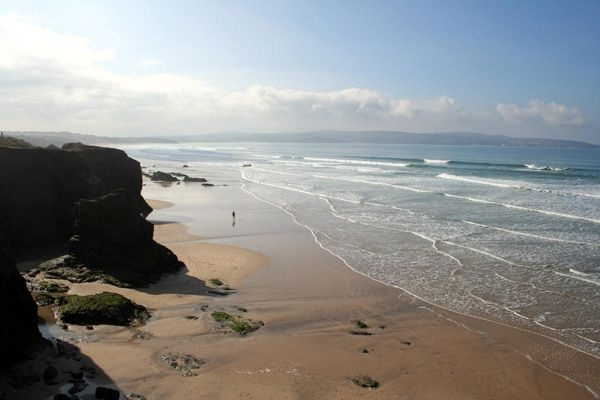 Gorgeous Cornish coastline