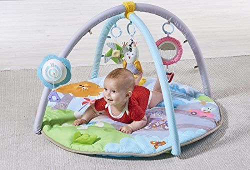 Baby Play Mat Gym Thick Pad Soft Portable Activity Cute Toy Learning Fun Comfort #TafToys