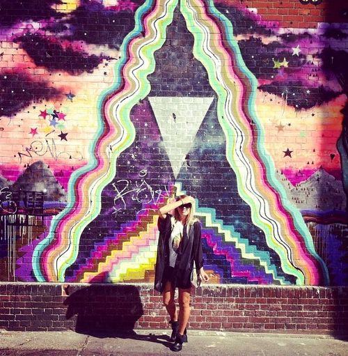 Jungle fever jungle fever pinterest street art for Audrey hepburn mural los angeles