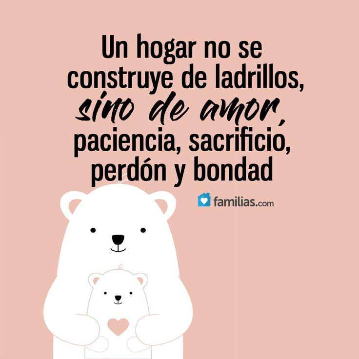 www.familias.comsdeamor #frases #frasesbonitas #frasesdefamilia