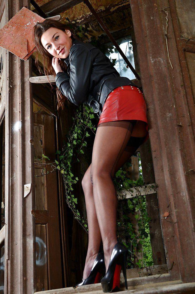 Прекрасная, молодая и спортивная Юлия из Киева (45 фото)