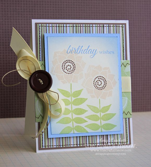 Bithday Wishes : Scrapping Mommy by mommy2darlings, via Flickr