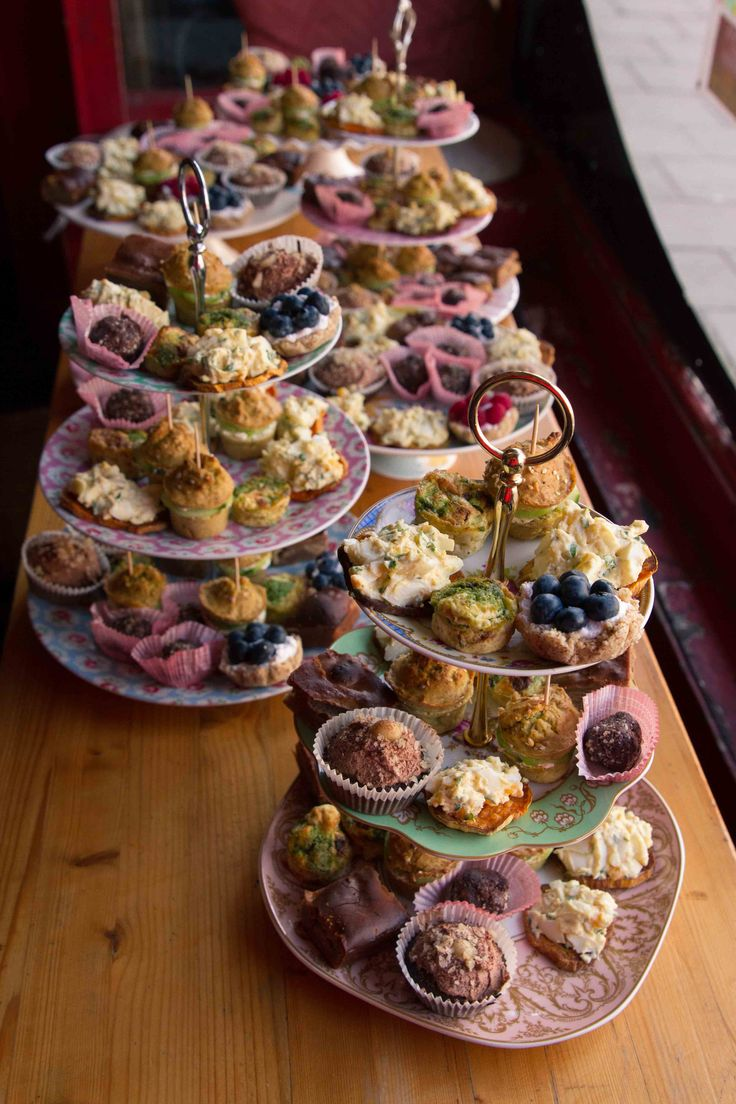 Pop-up Paleo & Gluten Free Afternoon Tea: My Reflections