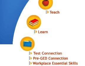 The PBS Literacy Link - GED Connection offers instruction & help for the GED