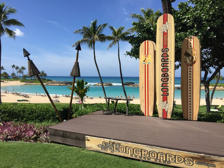 A beautiful day at Marriott's Ko Olina Beach Club #Hawaii #travel #beach