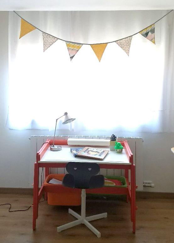 Banderola para zona de estudio infantil
