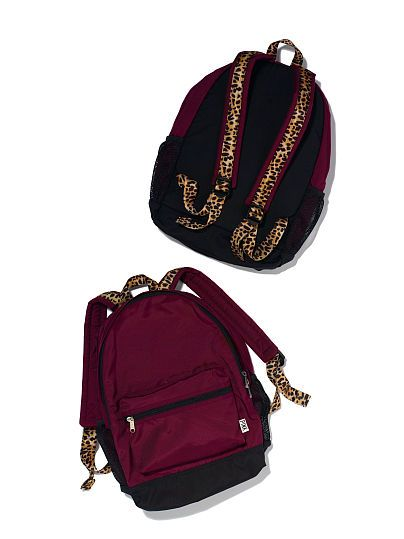 Campus Backpack PINK  @stacysmom3 this is the one she wants