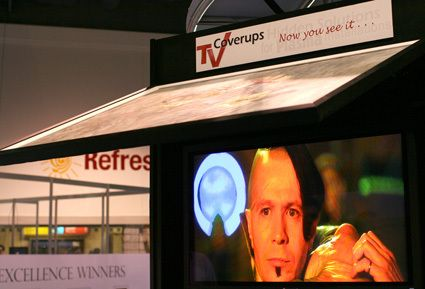 1000 Ideas About Tv Cover Up On Pinterest Hide Tv Tv