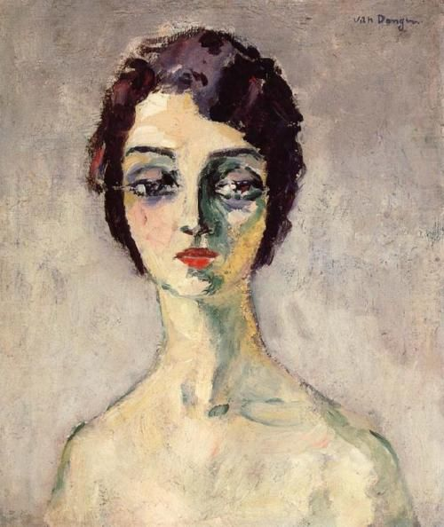 'Loulou'  1924  Kees van Dongen  (1877–1968)