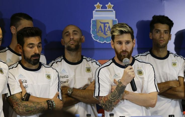 Lionel Messi: Argentina players boycotting media for pot allegations against teammate