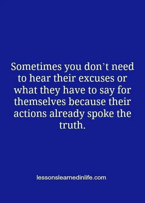 Actions speak the truth♥ A recovery from narcissistic sociopath relationship abuse.