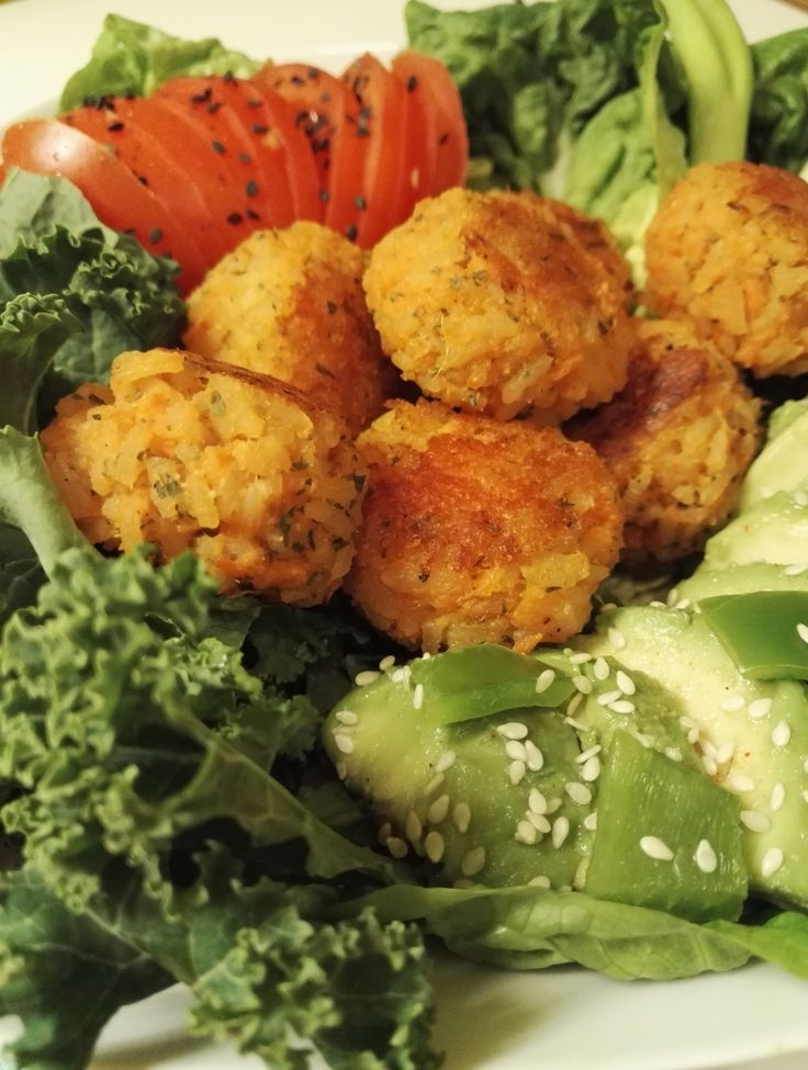 Sweet potato-rice balls recipe :) Hi Foodies,Today I have for you a really delicious, easy and fast recipe...