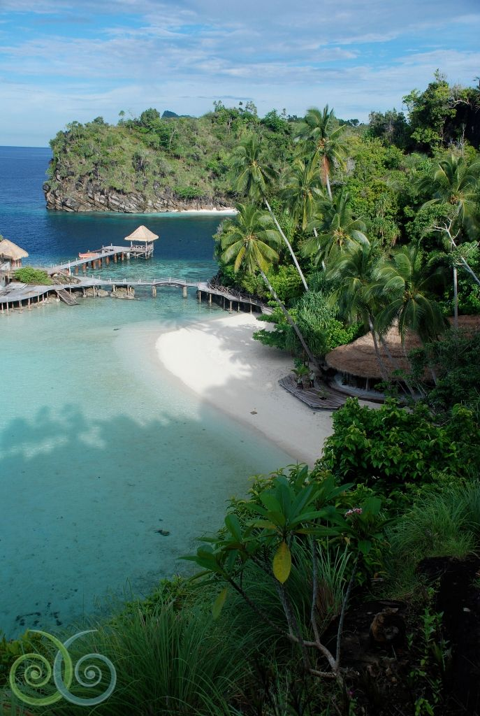 Misool Eco Resort in Raja Ampat, Eastern Indonesia