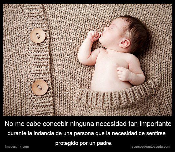 Concepto de paternidad responsable