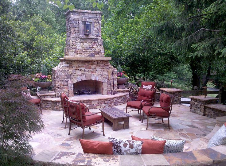 79 best Outdoor Fireplace/Pizza Oven images on Pinterest   Outdoor ...