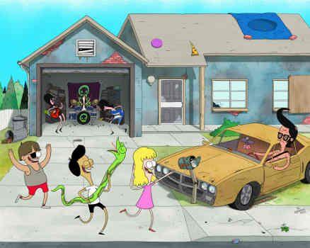 Nickelodeon Greenlights Season Three of Sanjay and Craig