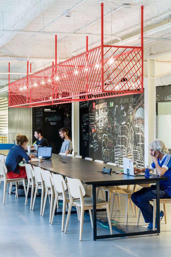 Google Campus Madrid von Jump Studios   Büroräume