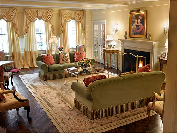 High Quality Scully U0026 Scully Interior Design. Sutton Place Residency, New York, NY.  Formal