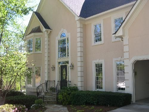 26 best stucco homes images on pinterest stucco homes for Lightweight stucco