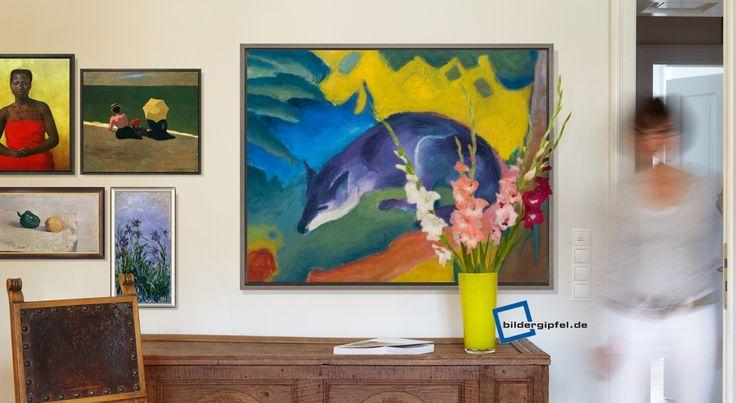 We love Felix Valloton, Franz Marc, Claude Monet and especially Odilon Redon! Love, love, love! http://www.bildergipfel.de/index.php/cPath,5