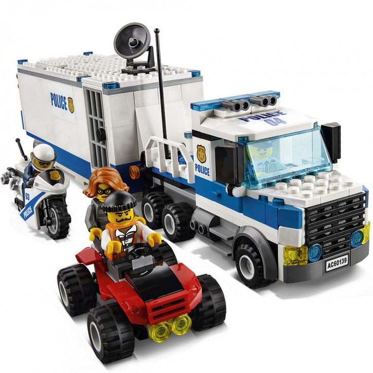 LEGO 60139 City Politievrachtwagen  - De nieuwste LEGO City bouwsets van 2017 op https://www.olgo.nl/lego/city.html