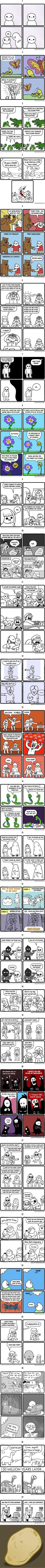 27 Brutally Hilarious Comics For People Who Like Dark Humour - 9GAG