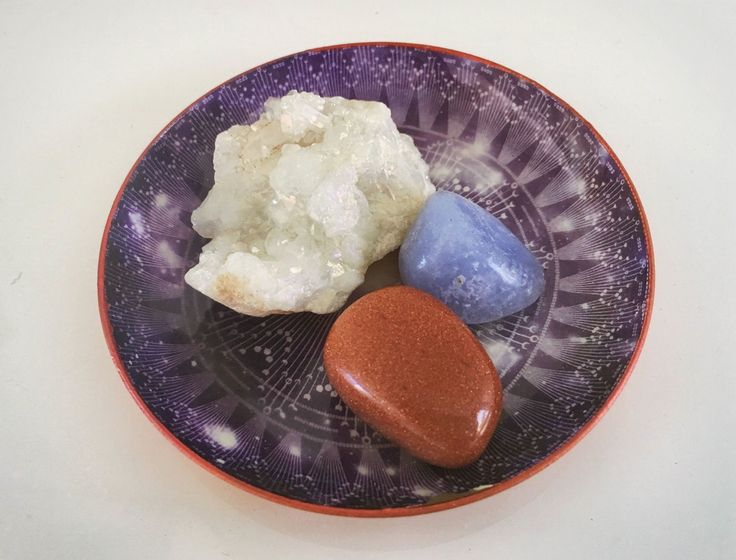 ☾❂☽ Trinket Dish Purple Stargate ☾❂☽ www.thirteenblessings.bigcartel.com