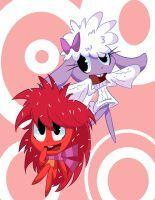 Blood friends by Luzleimoon