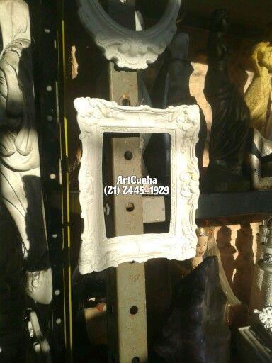 Moldura 15 x 13 cm  ArtCunha Decorações (21) 2445-1929  #moldura #molduras #decoracao #decor #blogdecor #interiordecor #interiores #interiordesign #arquitetura #design #espelho #espelhos #provencal #rococó #parede #quarto #quartos #corredor #achadosdasemana #novidades #novidade #foto #fotos #fotografia #fotografias #riodecor #riodejaneiro