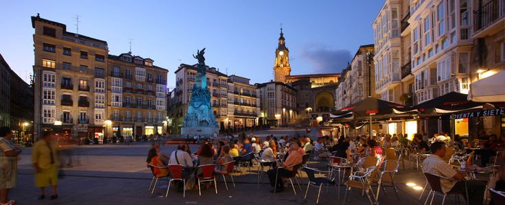 Most green eco-friendly cities in Europe, Vitoria - keyofaurora.com Artisanal.Narrative.Smart -