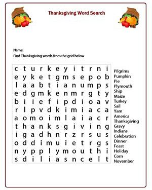 25 best ideas about thanksgiving word search on pinterest thanksgiving words thanksgiving. Black Bedroom Furniture Sets. Home Design Ideas