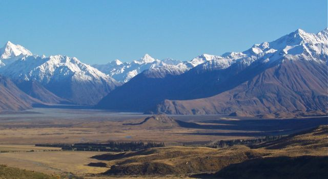 Nerdy Edoras Lord of the Rings tour on the South Island of NZ