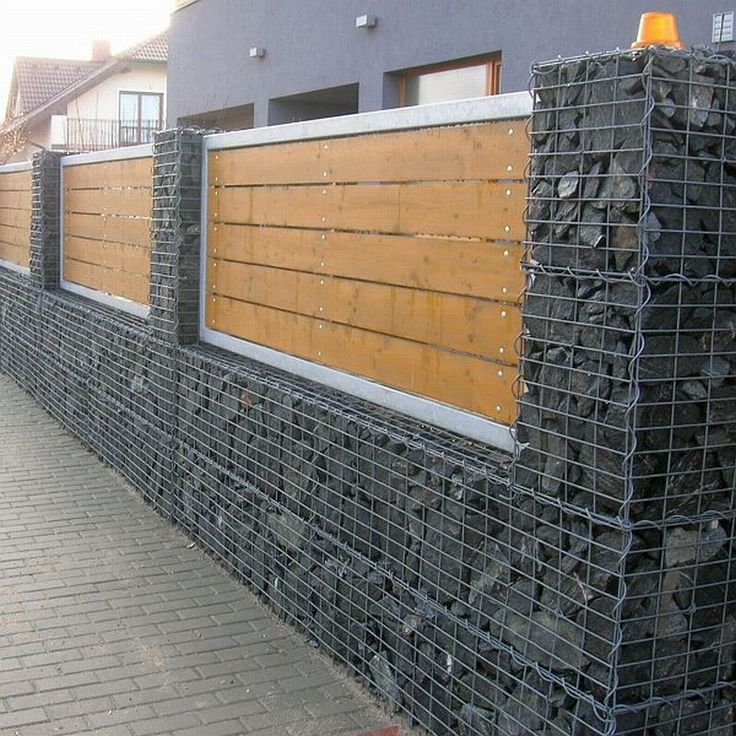 11 best Gabions images on Pinterest
