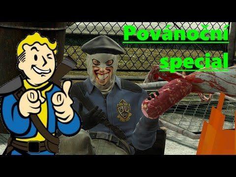 Fallout 4 - The Wanderer Trailer in Garrys mod