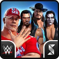 WWE Champions 0.131 Hack MOD APK Games Role-Playing