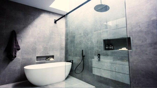 Get the look: The Block Glasshouse main bathroom reveals that wowed the judges