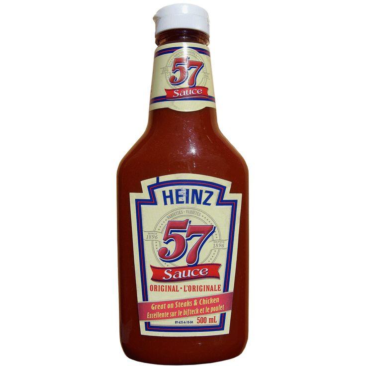 Heinz 57 Sauce recipe