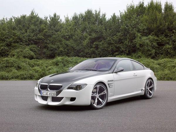 BMW M6 bmw