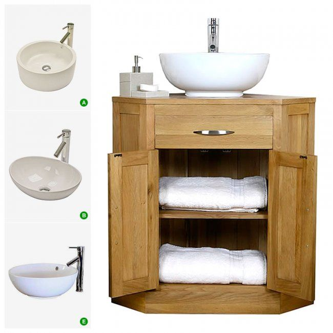 1000 ideas about corner vanity unit on pinterest corner - Corner bathroom vanities for sale ...