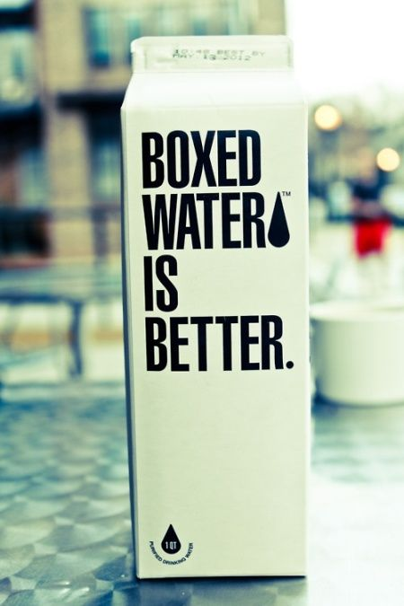 Il packaging delle bottiglie d'acqua! Water Packaging #marketing #advertising