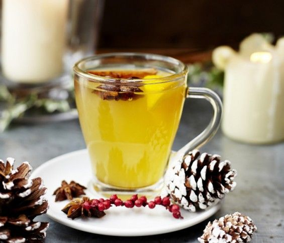 Our white mulled wine featured in @abouttimemag