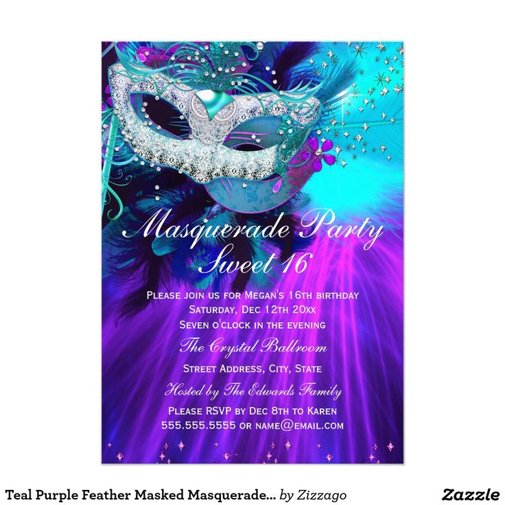 20 Best Masquerade Masked Birthday Party Images On Pinterest